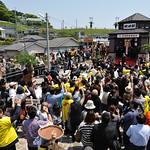 枕崎駅舎の写真
