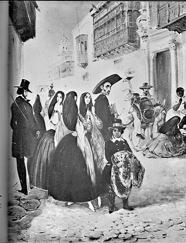 Lima-Perú, 2019, calle de San Pedro, por Rugendas