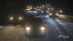 Forza Horizon 4 Lots of japanese cars (and one intruder) (crash71100) Tags: forza horizon 4
