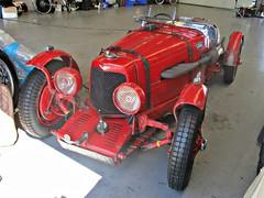 62 Aston Martin Ulster (LeMans) (1933) (robertknight16) Tags: astonmartin british 1930s ulster lemans sportscar autosport motorsport racing silverstoneclassic aku991 bradley