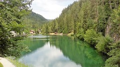 Val di Non- Lago smeraldo (presbi) Tags: valdinon trentino italia italy lago lac lake riflessi reflets reflections