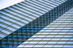 (jfre81) Tags: chicago illinois il 444 west lake street building architecture skyscraper morton salt steel glass abstract lines texture pattern repetition reflection diagonal james fremont photography jfre81 canon rebel xs eos river point