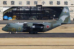 Japan Air Self Defence Force, Lockheed KC-130H, 95-1083. (M. Leith Photography) Tags: mark leith photography japan japanese self air defence force jasdf sunshine base fighter nikon d7000 d7200 70200vrii 300mmf4 nikkor asia flying military sky building airplane cockpit aircraft nagoya komaki lockheed kc130 hercules