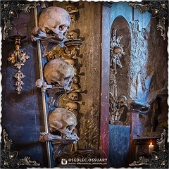 """""""A painter should begin every canvas with a wash of black, because all things in nature are dark except where exposed by the light."""" -Leonardo da Vinci . 💀Turn on post notifications, click link in BIO to follow along on our journey, and sign up on o (Sedlec Ossuary Project) Tags: sedlecossuaryproject sedlec ossuary project sedlecossuary kostnice kutnahora kutna hora prague czechrepublic czech republic czechia churchofbones church bones skeleton skulls humanbones human mementomori memento mori creepy travel macabre death dark historical architecture historicpreservation historic preservation landmark explore unusual mechanicalwhispers mechanical whispers instagram ifttt"""