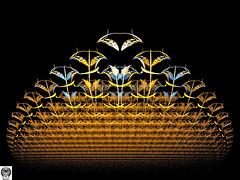 117_00-Apo7x-190405-2 (nurax) Tags: fantasia frattali fractals fantasy photoshop mandala maschera mask masque maschere masks masques simmetria simmetrico symétrie symétrique symmetrical symmetry spirale spiral speculare apophysis7x apophysis209 sfondonero blackbackground fondnoir