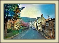 Main Street (edenseekr) Tags: touringwithgoogleearth england town stonehouse