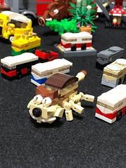 ネコバス Micro Lego totro Cat Bus