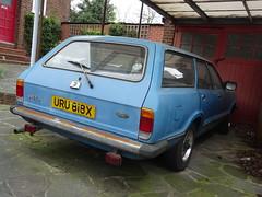 1982 Ford Cortina 1.6L Estate (Neil's classics) Tags: vehicle 1982 ford cortina 16l estate wagon car