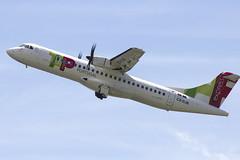 CS-DJB | White | ATR 72-600 (72-212A) | CN 1305 | Built 2016 | LIS/LPPT 03/05/2018 | Operated on behalf of TAP Express (Mick Planespotter) Tags: aircraft airport 2018 nik sharpenerpro3 csdjb white atr 72600 72212a 1305 2016 lis lppt 03052018 tapexpress tap portela portugal lisbon delgado humbertodelgado humberto flight
