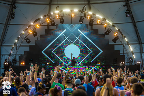 Electric Zoo: The Big Ten