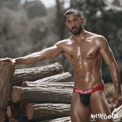 ERGOWEAR-EW0130-MAX-Mesh-bikini-black (ergowear) Tags: latin hunk bulge outdoor lumberjack sexy men ergonomic pouch underwear