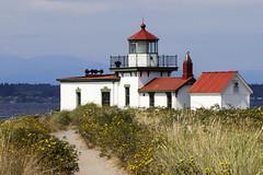 West Point LH (gerla photo-works) Tags: lighthouse leuchtturm wasser water washington