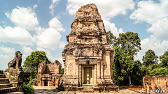 Prè Rup (Lцdо\/іс) Tags: prèrup cambodia cambodge siemreap temple angkor archeological archaeological architecture architektur voyage travel kambodscha khmer asia asian asie asiatique baray shiva