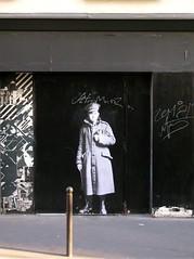 rue de Charenton (Leo & Pipo) Tags: leo pipo paris streetart street art artwork collage affiche poster paste pasteup wheatpaste cut paper urbain urban city ville rue mur wall sticker stencil tag graffiti france retro vintage analog handmade mixed media dada surreal leopipo leoetpipo