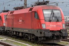 Rail Cargo Taurus 1116-071 (The Rail Net) Tags: öbb innsbruck bahnhof