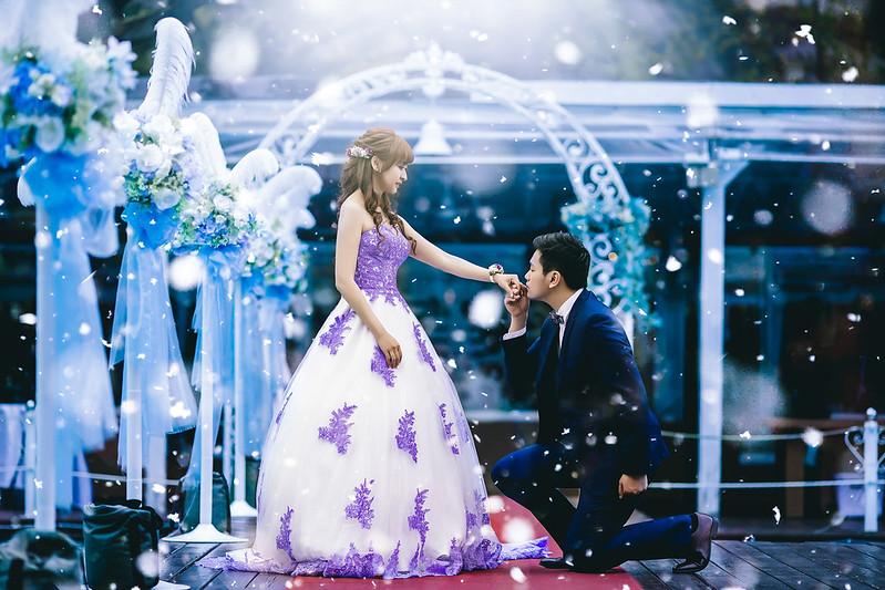 婚禮攝影 [錦昇❤蘊真] 結婚之囍@台北青青時尚花園會館