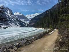 Lake Louise (Saved by Grace (100% God, 0% Me)) Tags: mountain calgary lakelouise water green blue sky tour travel god creation beauty landscape johnninetwentyfive canada
