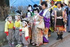 Children in Kabuki Costumes (seiji2012) Tags: あきる野市 歌舞伎 子供歌舞伎 衣裳 二宮神社 節分会 お練り japan akigawa akiruno children costume kabuki tradition happyplanet asiafavorites