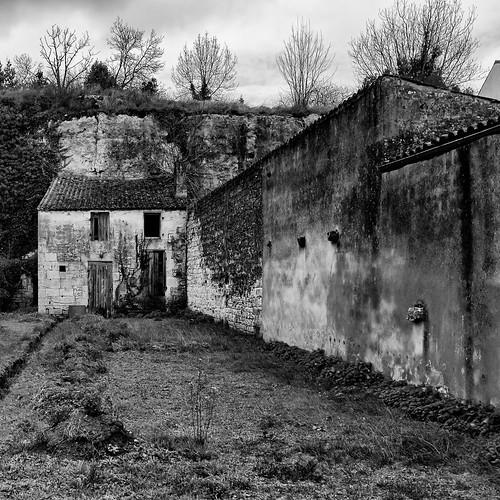 Série maisons abandonnées