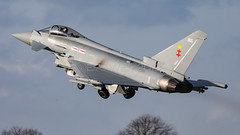 ZK365/365 TYPHOON 41sqn RAF (MANX NORTON) Tags: raf coningsby egxc tornado hawk tucano qra typhoon eurofighter a400 atlas f35 lightning