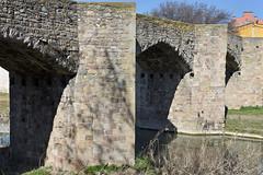 VIC. (Osona) Barcelona. (Josep Ollé) Tags: pon puente bridge gótico vic osona catalunya barcelona rio river