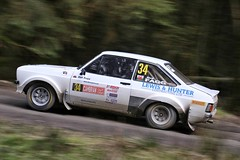 IMG_0593-01 (jamiematthias1) Tags: cambrianrally cambrian rally 2019 alwen motorsport forest wales cars speed brc british rob fagg 34 dragon welsh escort hughhunter hugh hunter ford mk2 mark2 pirelli maxxis jordan group4 gp4 gravel mud dirt track road tree car