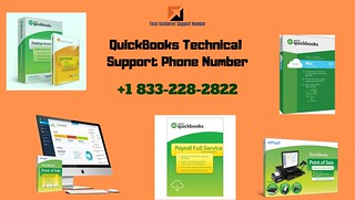 Get QuickBooks Technical Support Phone Number +1 833-228-2822