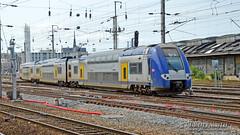 Z 24517/18 (309), Amiens - 25/06/2013 (Thierry Martel) Tags: z24500 amiens automotrice sncf