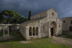 medieval beauty (Paolo Dell'Angelo (JourneyToItaly)) Tags: abbaziadisantamariadicerrate stileromanico provinciadilecce puglia italia abbey apulia italy architecture romanesque