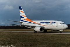 SmartWings OK-SWW (U. Heinze) Tags: aircraft airlines airways airplane planespotting plane haj hannoverlangenhagenairporthaj flugzeug eddv nikon