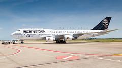 "Air Atlanta Icelandic ""Iron Maiden"" | TF-AAK | Boeing 747-428 | Amsterdam Schiphol Airport (AMS/EHAM) (M.W. AviaPix) Tags: air atlanta icelandic iron maiden tfaak boeing 747428 747400 747 amsterdam schiphol airport ams eham aircraft airplane aviation"