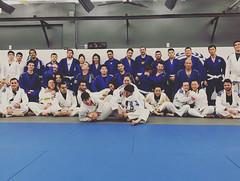 Brazilian Jiu-jistu Gi class (renzograciebayside) Tags: bjj gi queensnyc teamrenzogracie