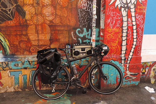 San Francisco - All you Need : A Bike and Music !
