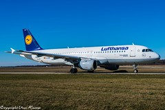 Lufthansa D-AIPB (U. Heinze) Tags: aircraft airlines airways airplane flugzeug planespotting plane haj hannoverlangenhagenairporthaj eddv nikon d610 nikon28300mm