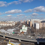 Moscow cityscape thumbnail