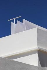 White and blue! (Jorge Cardim) Tags: olhão faro portugal algarve blue white wind azul branco vento
