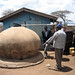 Water supply infrastructure in rural and periurban areas, Kenya, 2005
