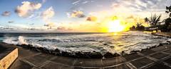 IMG_1130 (pwbaker) Tags: sunset caribbean sky beach barbados bridgetown vacation