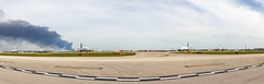 MAX'd out runway at HOU! (RaulCano82) Tags: boeing 737 boeing737 boeing737max9 max tx max9 hou khou 80d canon raulcano texas aviation airplane avgeek airport airliner usa faa fire explosion plant itc deerpark chemical toxic fumes pano panorama panoramic