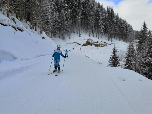 Dienstag - Schifahren