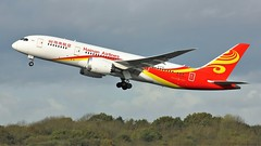 B-2738 (AnDyMHoLdEn) Tags: hainan hainanairlines 787 egcc airport manchester manchesterairport 23r