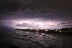 0M7A8890 (brett319) Tags: storms beach lightning australia nsw port macquarie lighthouse