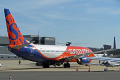 B737-8.N830SY (Airliners) Tags: suncountry suncountryairlines 737 b737 b7378 b737800b73783nb737ngboeingboeing 737boeing 737800boeing 73783nboeing 737ng iad n830sy 32819
