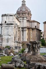 Ce-qui-reste (RS...) Tags: rome roma forum ruines colonnes d7200