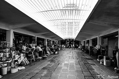 180722 Marché Central (2018 Trip) (clamato39) Tags: phnompenh cambodge cambodia asia asie voyage trip intérieur inside noiretblanc blackandwhite bw monochrome ville city urban urbain
