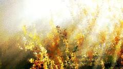 forest (fall)- art tile (dp792) Tags: kaleidoscope art uniquedesign mosaic relaxation meditation magic mandala fractal flames generativeart sacredgeometry neon pattern texture symmetry abstract background reflection futuristic wallpaper handmade handcraft