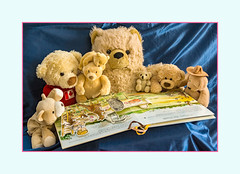 Storytime (fenman_1950) Tags: teddybears storytime sonya77