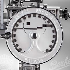 Berkel Special B114 Metropolis (Unexpected Custom) Tags: berkel volano b114 p25 custom unexpected slicer special luxury