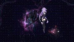 High-Res-Purple-Anime-Desktop-Background~ReEdited Background 2~4K Finished Version.png (Wolf_2012) Tags: anime animated animation cartoon starfield stars night space purple blue black cute girl w15 w16 4k 3k hd gimp wolf2016webscom wolf2015 wolf2016 pink