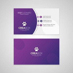 Modern Business card Design (snap_shiblu) Tags: corporate modern business card design web car cab realestate agent technology motor building fastfood restaurant rental house blue white purple creative unique eye catchy